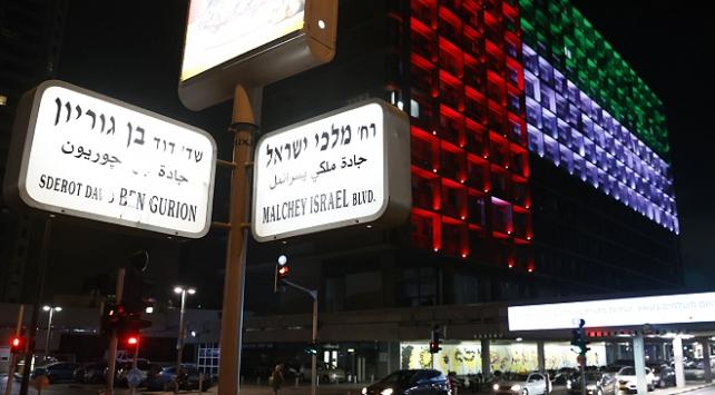 İsrail ve BAEden normalleşme sonrası ilk anlaşma