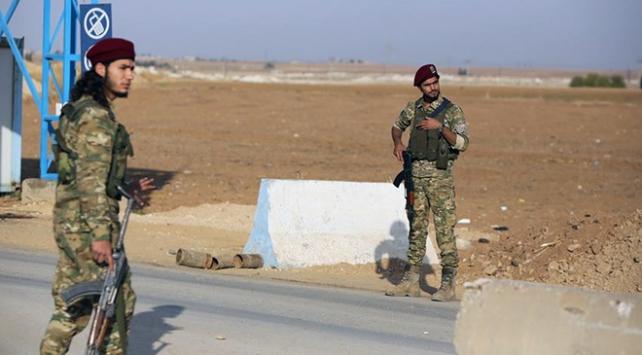 Barış Pınarı Bölgesinde bombalı terör saldırısı önlendi