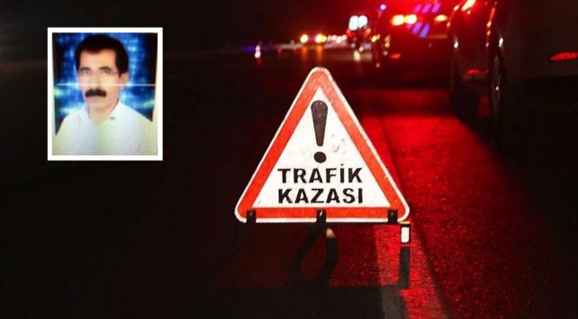 Kocaelide minibüsün çarptığı 6 çocuk babası işçi hayatını kaybetti