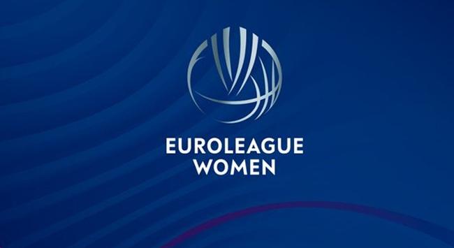 FIBA Kadınlar Avrupa Liginin yeni logosu görücüye çıktı