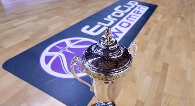 FIBA Kadınlar Avrupa Kupasında Türk takımlarının rakipleri belli oldu