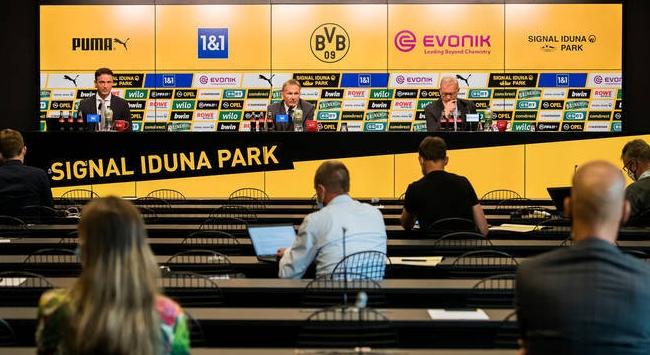 Borussia Dortmund 44 milyon euro zarar açıkladı