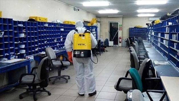 Çorum Belediyesinde 34 personel karantinaya alındı