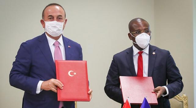 Haiti Dışişleri Bakanı Joseph: Türkiye desteğini esirgemedi