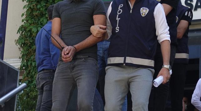 İstanbulda suç örgütüne operasyon: 7 gözaltı