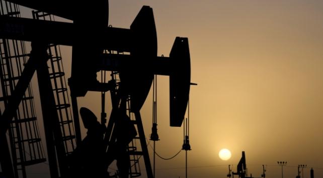 Brent petrolün varili 45 doların üstünde