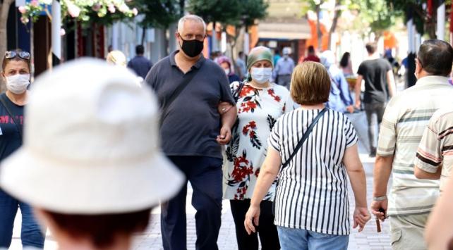 Kırklarelinde tedbirlere uymayan 74 kişiye 66 bin 600 lira ceza