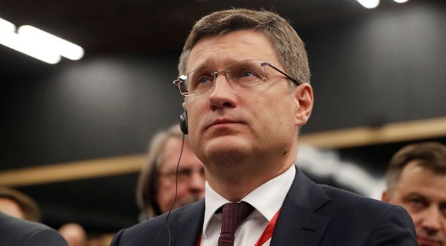 Rusya Enerji Bakanı Novak koronavirüse yakalandı