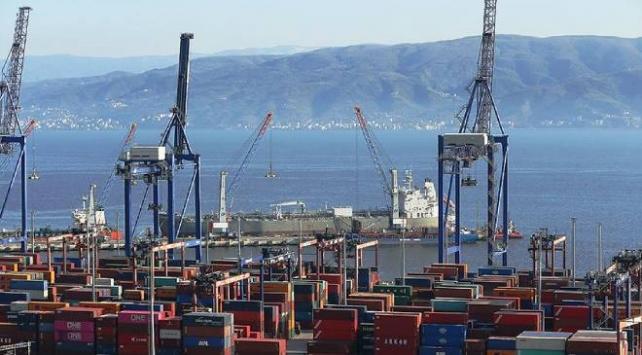 Sanayi kenti Kocaeli ihracatta sınır tanımıyor