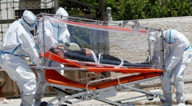 İranda COVID-19 nedeniyle can kaybı 20 bine dayandı