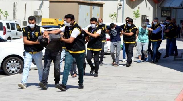 Adanadaki kuyumcu soygununa 2 tutuklama