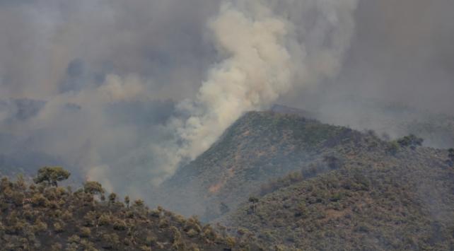 Muğlada yangınla mücadelede yeni kararlar