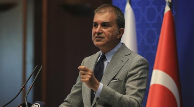 AK Parti Sözcüsü Çelik: Kimse siyasi sistemimize müdahale edemez