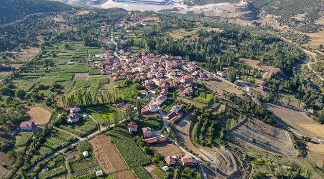 Kütahyada bir köy daha karantinaya alındı