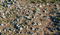 Fethiye'nin hayalet köyü: Kayaköy