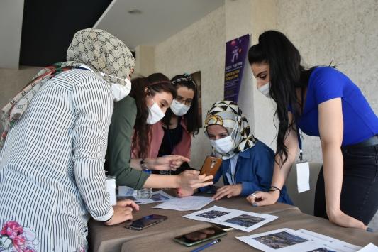 Doğuda görev yapan 35 öğretmen, Diyarbakırda astronomi eğitimi alıyor