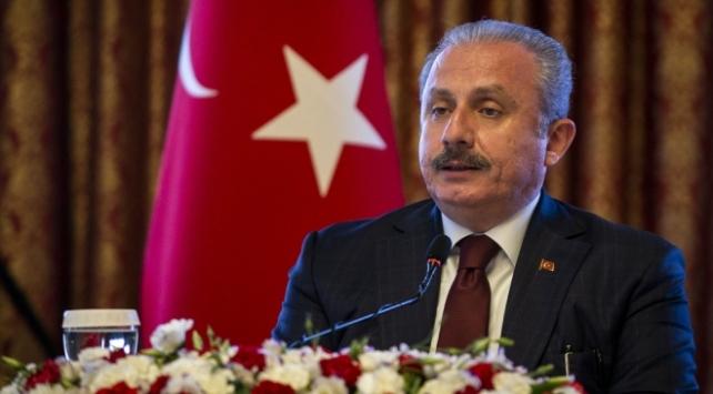 TBMM Başkanı Şentop: Bazı Avrupa ülkeleri, Suriyelilere kapılarını kapadı