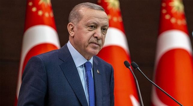 Cumhurbaşkanı Erdoğandan Hicri Yeni Yıl mesajı