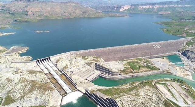 Ilısu Barajından ekonomiye 375 milyon lira katkı
