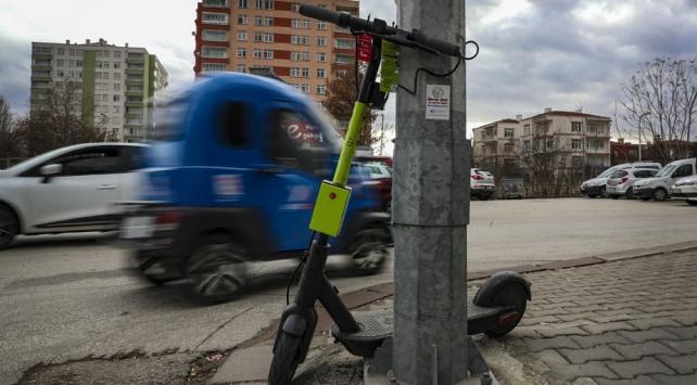 Bakan Karaismailoğlu: E-scooter gibi mikro hareketlilik araçlarını destekliyoruz