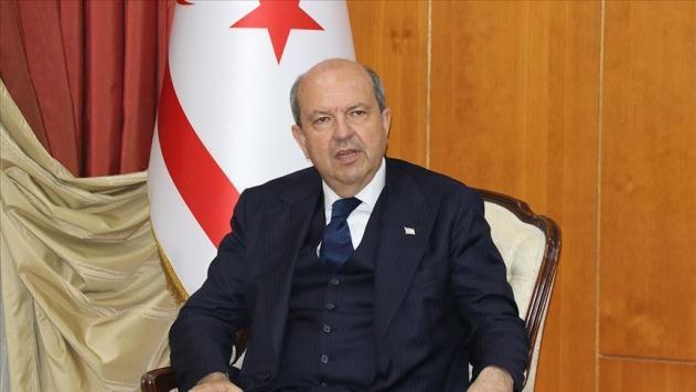 KKTC Başbakanı Tatardan Cumhurbaşkanı Akıncıya biatçı anlayış eleştirisi