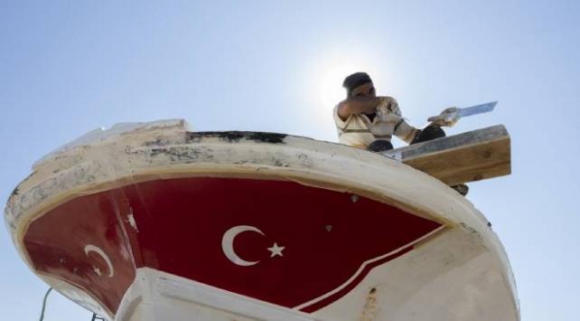 Egeli balıkçılar 1 Eylül hazırlıklarını sürdürüyor
