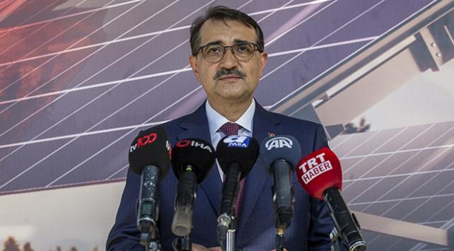 Enerji Bakanı Dönmezden müjde paylaşımı: Ayağa kalk, Sakarya