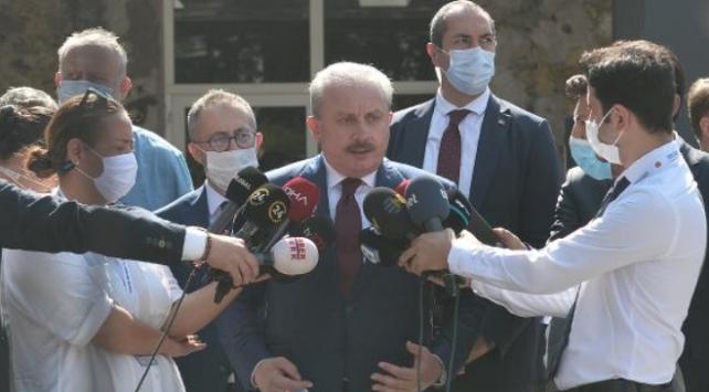 TBMM Başkanı Şentop: Türkiye için tarihi bir gün
