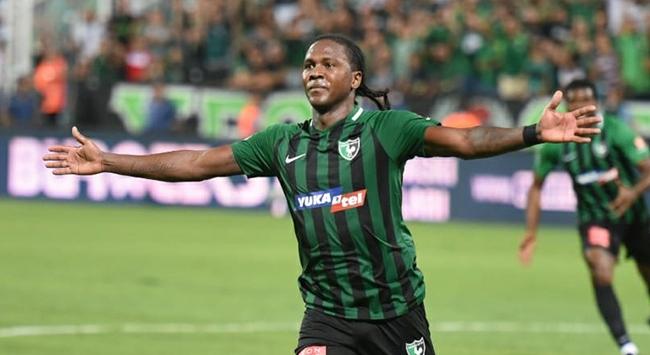 Denizlispor Rodallega ile sözleşme yeniledi