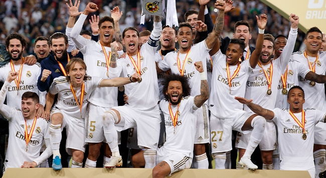 Şampiyonlar Liginin en başarılısı Real Madrid