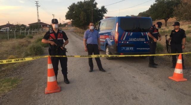 Kırıkkalede bir mahalle karantinaya alındı