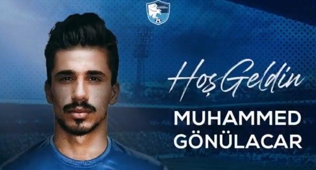 Büyükşehir Belediye Erzurumspor, Muhammed Gönülaçar ile anlaştı