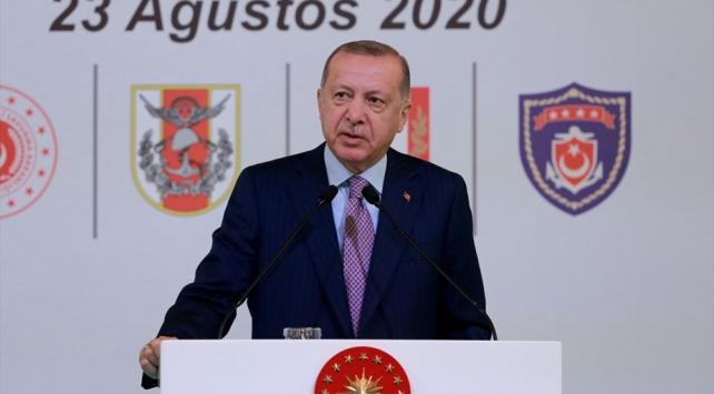 Cumhurbaşkanı Erdoğandan uçak gemisi çağrısı: Bu adımı da atmamız lazım