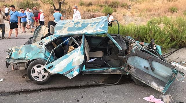 Muğlada otomobil devrildi: 3 ölü