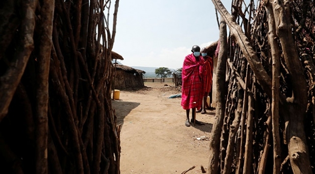 Kenyada vaka sayısı 32 bini aştı