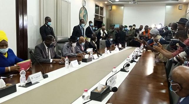 Batı Afrika heyetinden Malide uzlaşma çabaları
