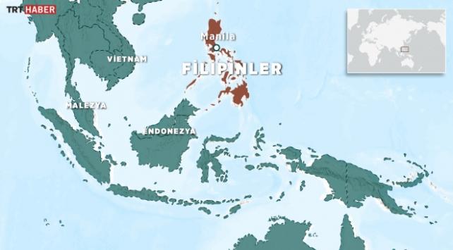 Filipinlerde art arda patlamalar: 5 asker öldü