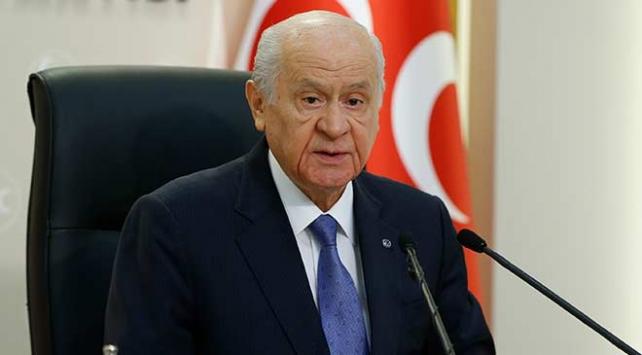 MHP Genel Başkanı Bahçeliden doğalgaz keşfiyle ilgili açıklama