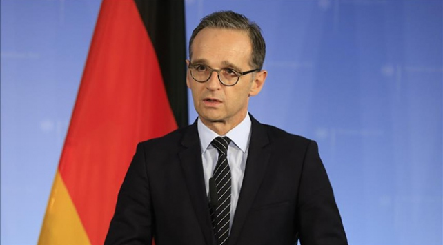 Almanya Dışişleri Bakanı Maas, Türkiyeye geliyor