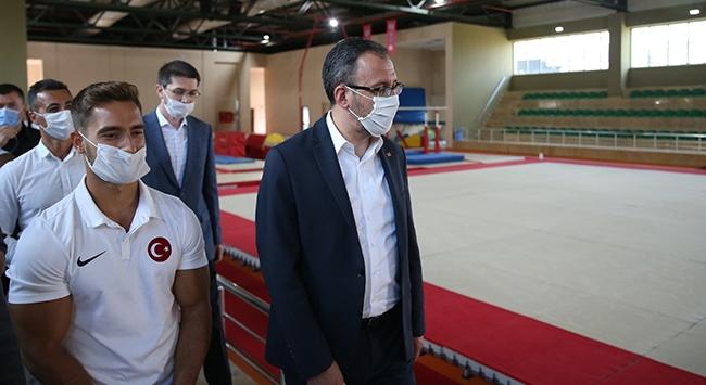 Bakan Kasapoğlu: 100 bin lisanslı sporcuya ulaştık