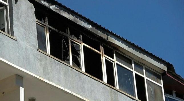 Muşta apartman yangını: ikiz kardeşler hayatını kaybetti