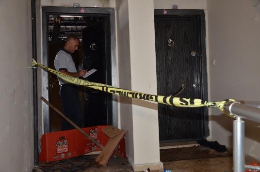 Muşta binanın teras katında çıkan yangında ikiz kardeşler hayatını kaybetti