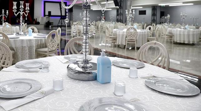 Kırıkkalede düğünlerde yiyecek ve içecek ikramı yapılmayacak