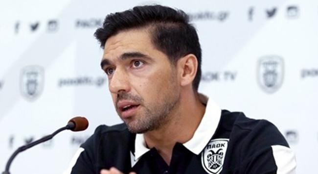 PAOK Teknik Direktörü Ferreira: Kulübümüzü onurlandırmak istiyoruz