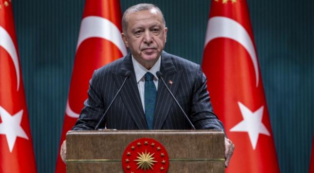 Cumhurbaşkanı Erdoğan: Oruç Reis ve donanma faaliyetleri geri adım atmayacak