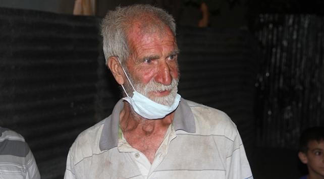 Elazığda 4 gün önce kaybolan adam bulundu: Dut yiyerek hayatta kaldım