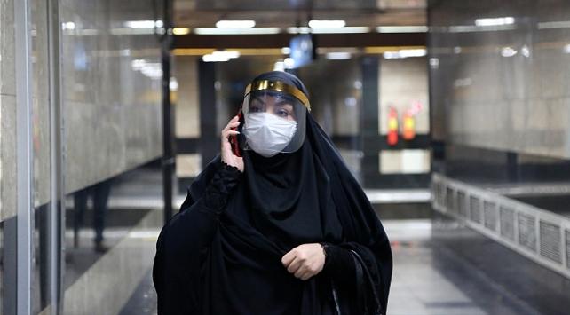 İranda son 24 saatte 125 kişi koronavirüsten öldü