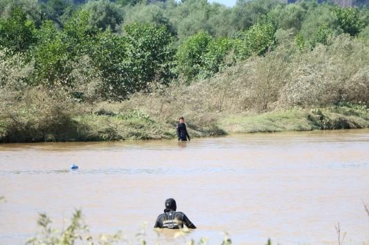 Giresundaki selde kaybolan asker ve vatandaşları arama çalışmaları sürdürülüyor