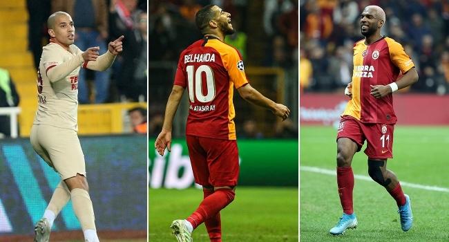 Galatasarayda ayrılıklar kapıda
