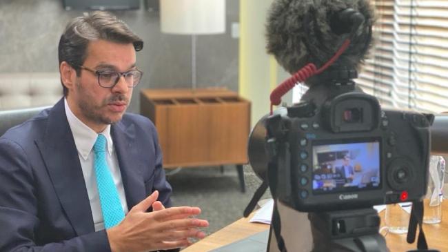 TRT'nin salgın dönemindeki yayıncılık başarısı uluslararası medya CEO'larına ilham verdi